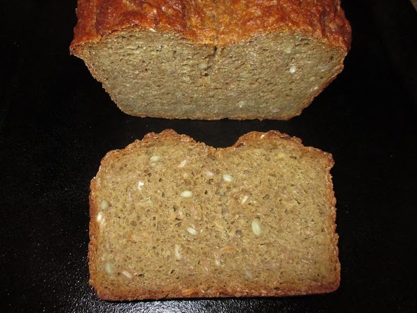 Whole Grain Anadama Lemon Rye Bread Recipe