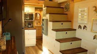 Timber Frame Tiny Home