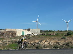 Photo: there is a 'green' lanzarote, too :-)