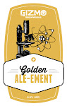 Gizmo Brew Works Golden Ale-Ment