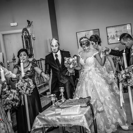 Fotógrafo de bodas Cristian Diaconu (ddcestudio). Foto del 13.02.2018