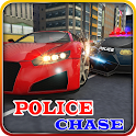 Super Police Car Chase 3D icon