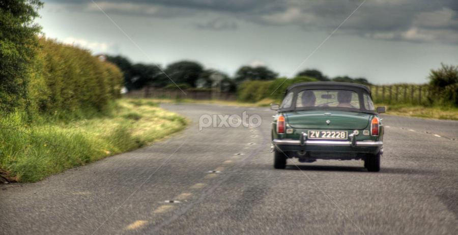 Classic by Chris Wild - Transportation Automobiles ( car, ireland, carlow, classic )