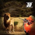 Lion Hunting Sniper Game 2016 icon