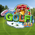 Cup! Cup! Golf 3D! icon