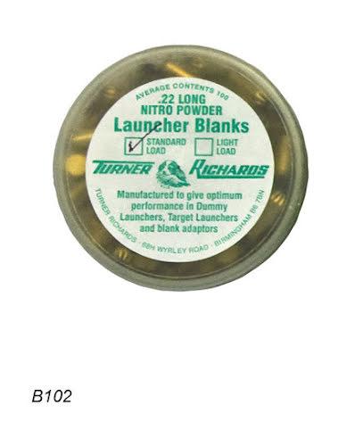 Turner Richards .22 Dummy Launcher Blanks