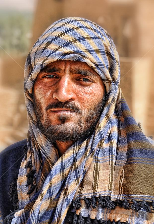ARAB by Angelito Cortez - People Portraits of Men ( people, portrait, man )