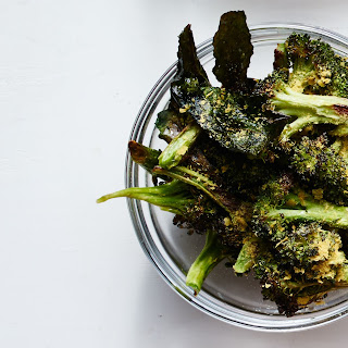 Roasted Veg with Nutritional Yeast.