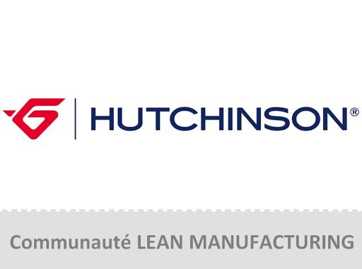 Pascal Lavy, Directeur industriel chez Hutchinson interviendra lors du #LeanTourCentre2017 pour la communauté Lean Manufacturing
