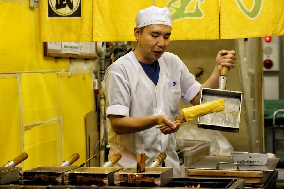 japońskie potrawy, Tamagoyaki