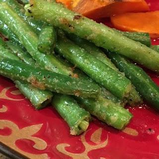 Cooking Garden Fresh Green Beans Recipes
