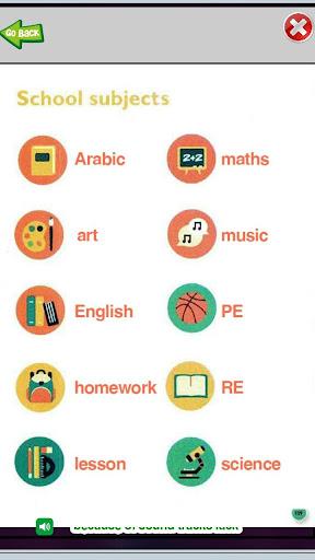 English for Iraq course 2nd P. 1.9.0 screenshots 6