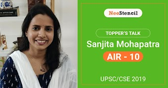 UPSC Topper Interview: Sanjita Mohapatra, AIR 10 (CSE-2019)