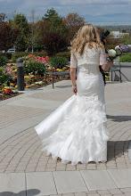 Photo: I loved her dress!