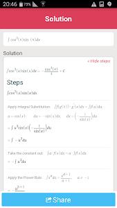 Symbolab - Math solver v2.0 build 58 (Subscribed)