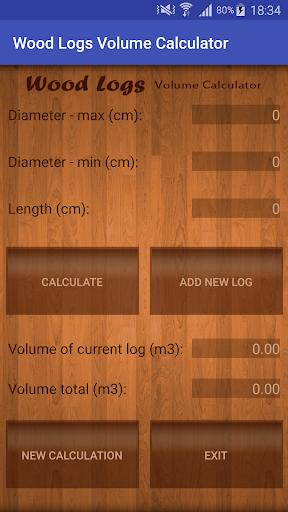Download Round Wood Volume Calculator E Free For Android Round Wood Volume Calculator E Apk Download Steprimo Com