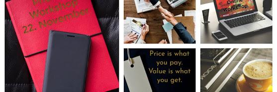 Pricing Workshop 22.11.2018