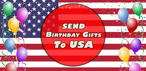 Send Birthday Gifts To USA