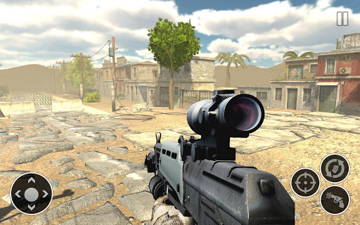 Freedom of Army Zombie Shooter: Free FPS Shooting 1.5 screenshots 1