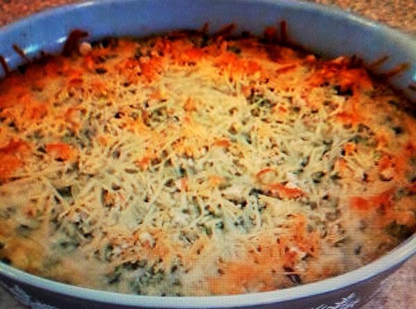 Panko Crusted Spinach And Artichoke Dip Recipe