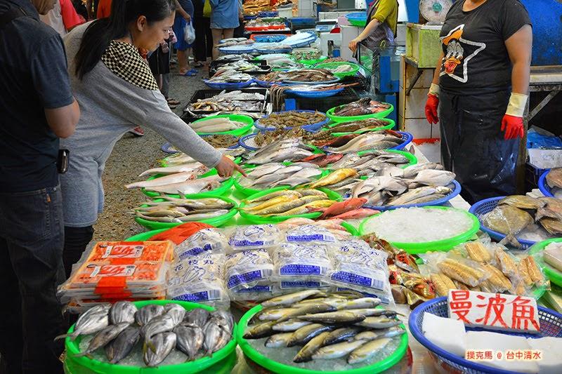 梧棲觀光漁港生鮮區