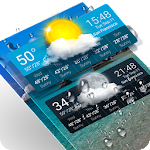 Weather & Clock Widget - Astro 1.1 Apk