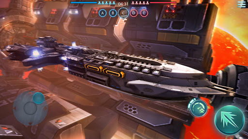 Star Forces: Space shooter screenshot 22