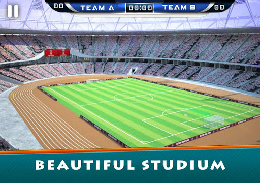 Russia 2018 Pro Football World Cup Soccer Strike 1.0 Screenshots 5