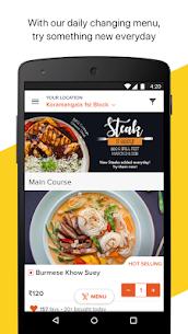 FreshMenu – Food Ordering App 1
