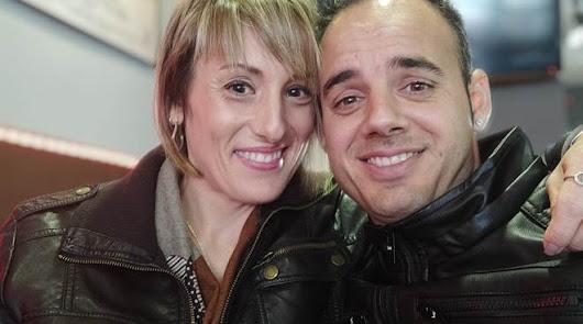 Sara y Omar, ganadores del concurso Expoboda 2019