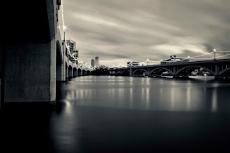 Photo: Tempe Town Lake Bridges, long exposure (about 73seconds) with 2 ND filters. Thank you for the feedback!
