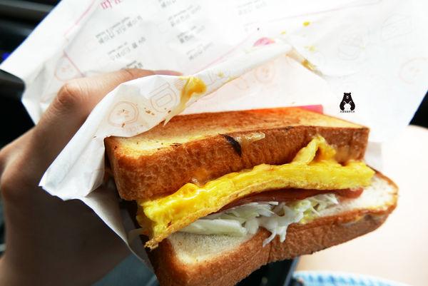 韓國ISAAC早餐店 韓國必吃早餐來到台中開分店
