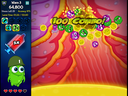 Immuno: Virus Warfare Screenshot