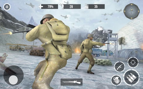 Call of Sniper WW2: Final Battleground War Games Mod Apk Download For Android and Iphone 7