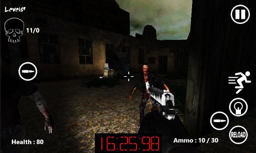 玩免費動作APP|下載FPS殭屍之城-生存之戰 3D app不用錢|硬是要APP