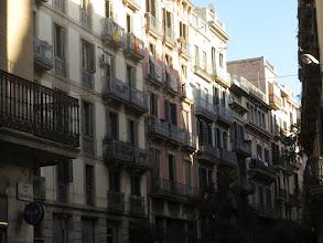 Photo: Callecita de la Ciutat Vella o de la Barceloneta.