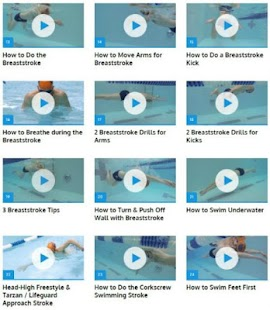Swimming Lessons- screenshot thumbnail