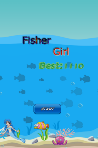 Fisher Girl Game
