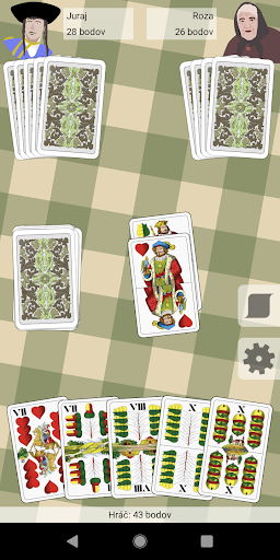 Pharaoh - card game apklade screenshots 1