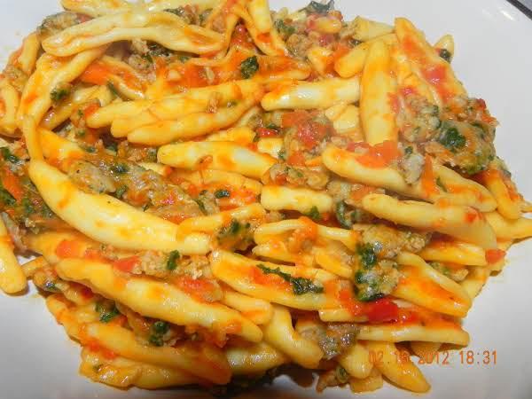 Chicken Sausage Pasta Melody Recipe