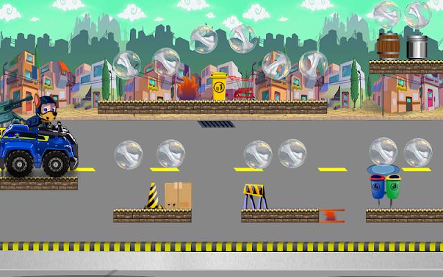 Super Paw Journey of Patrol - screenshot