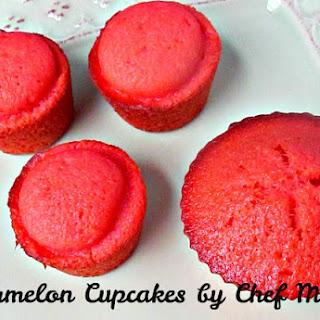 Watermelon Cupcakes.