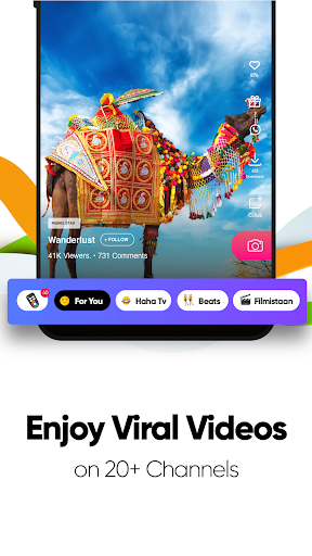 Roposo - India's own video app screenshots 6