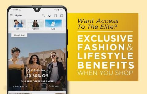 Myntra Online Shopping App 6