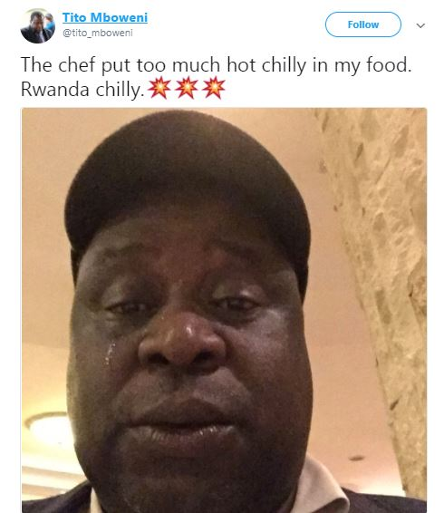 The minister of memes? Why Tito Mboweni is already a winner