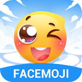 Tải Game Funny Drop Emoji Sticker