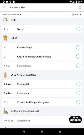 SideChef: 18K Recipes, Meal Planner, Grocery List 4.7.3 Screenshots 23