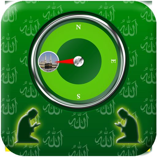 Qibla, azan timings & Mosque