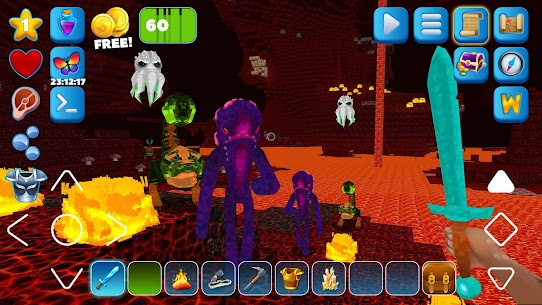 AdventureCraft: 3D Craft Building & Block Survival 5