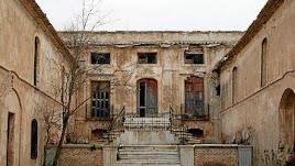 Fachada del Palacio del Almanzora.